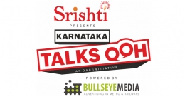 Bullseye Media takes up 'Powered By' sponsorship of Karnataka Talks OOH