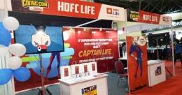 HDFC Life's Captain Life makes presence at Comic-Con Bengaluru