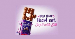 Cadbury pops out heart this Valentine