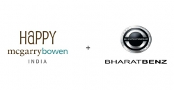 Happy mcgarrybowen wins integrated creative and media mandate for BharatBenz Trucks and Buses