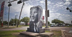 Murals to adorn vacant Houston OOH sites