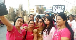 Zee Telugu joins walkathon to build cancer prevention awareness
