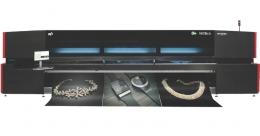 Macro Media Digital, Hannu Marketing install Arrow's Efi-VUTEk 5r UV inkjet digital printer