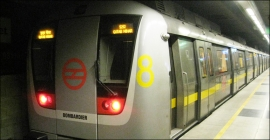 DMRC invites bids for ad rights inside select Line 2 stations