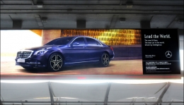 Mercedes-Benz S-Class set to 'Lead the World'