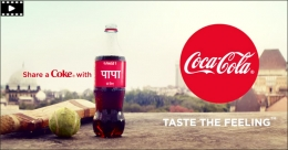 Coca Cola's Bromance on OOH soon