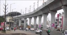 Prakash Arts, Leadspace Advertising bag ad rights in Hyderabad Metro corridors