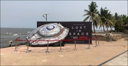 'Lost in Space' carves its own space in the outdoor