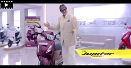 Check out TVS Jupiter, make an informed choice: TVS Motor