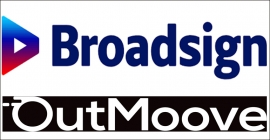 Broadsign partners with OutMoove to simplify data-driven programmatic OOH advertising