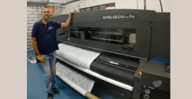 Imagination Delivered adopts greener technology with EFI LED UV printer installation