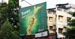 Bisleri Fonzo fizzes up with #MMMbhiAAHbhi