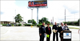 Clear Channel Outdoor Americas runs DOOH campaign to trace missing children
