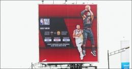 NBA recreates basketball magic on the streets