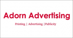 Adorn Advertising bags rights on new backlit format in Haldwani