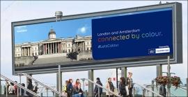 Dulux invites London & Amsterdam to connect through colour