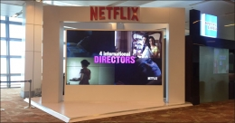 Netflix gives a glimpse of 'Lust Stories' & more at IGI Airport
