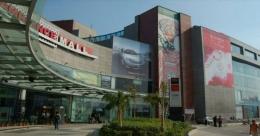 Gurugram MC strikes at mall & Metro media in the city