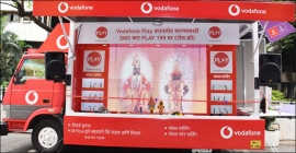 Vodafone travels with Warkaris on their spiritual journey