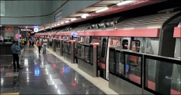 Extended DMRC Pink Line promises to be a vibrant advertising destination