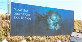 Ocean invites agencies to create something OOHmazing