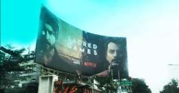Sacred Games makes a big splash on OOH