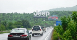 Jeep Compass dominates Mumbai-Pune Expressway