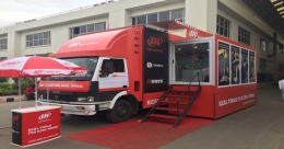 Ingersoll Rand takes Mobile Experience Centre across the country