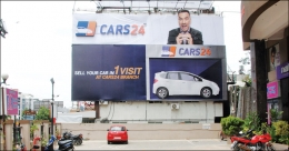 Cars24 invites customers to sell 2nd hand cars at a go