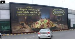 Behrouz Biryani rolls out lip-smacking campaign in Delhi