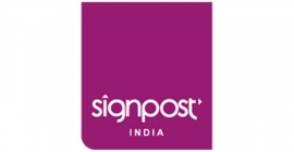 Signpost India installs Digital Panels offering advertisement & much more