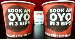 3 sips to book OYO Rooms
