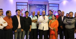 Selvel Advertising celebrates in style Subhash Dey Niyogi's stellar 50-year stint