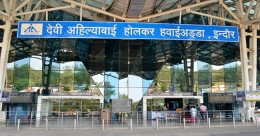 Times OOH bags Indore Airport media rights