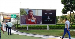 Cure.fit hits the streets for #ForTheLoveOfFit