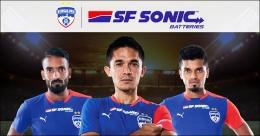 SF Sonic Batteries renews Bengaluru FC Tie-up