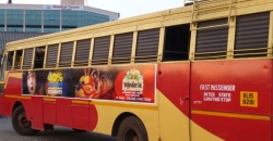 KSRTC invites bids for advertising on different categories of buses