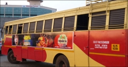 KSRTC invites bids for digital display on special service buses