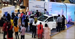 Hyundai Safe Move - Road Safety Campaign drives into schools, malls
