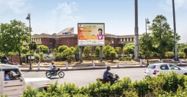 Rajasthan Govt opts for Delta LED screens to drive public & social messaging
