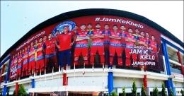 Jamshedpur FC goes for green goals