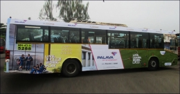 Lodha takes Palava Project extra miles with NMMT bus branding