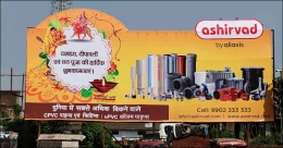 Ashirvad Pipes reinforces OOH presence in Bihar, Jharkhand markets