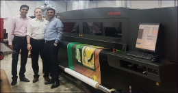 Pacific Digital installs new EFI VUTEk GS3200 10 colour UV printer