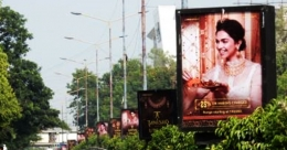 Tanishq's 'Utsava' shining bright on OOH