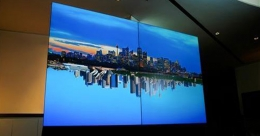 Samsung Display starts production of 65-inch UHD video wall