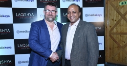 Laqshya Media Group ties up with Comkeys to bring Mediakeys to India
