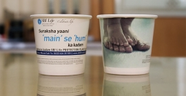 Connect with the cuppa: SBI Life Insurance shows how