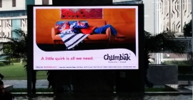 The quirkier the better, says Chumbak's first campaign