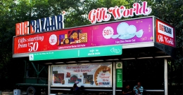 Brands shine bright on JCDecaux India's Citylights